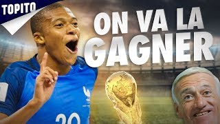 Download Top 7 des raisons de croire qu'on va gagner la coupe du monde Video