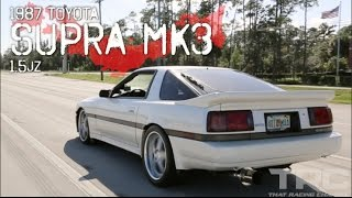 Download 1600HP MK3 Supra Street Pulls - ″The Great White″ Video