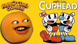 Download Annoying Orange Plays Cuphead #1: Hamburger Patties! Video