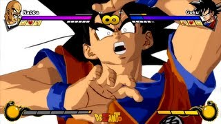 Download Dragon Ball Z Burst Limit: All Ultimate Attacks【HD】 Video