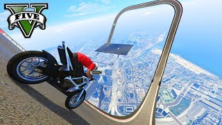Download GTA V Online: A RAMPA (1000% da VELOCIDADE) COM MOTOS!!! ÉPICO Video
