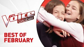Download BEST AUDITIONS of FEB 2019 in The Voice Kids Video