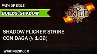 Download Build Shadow Flicker Strike con Daga Path of Exile Video