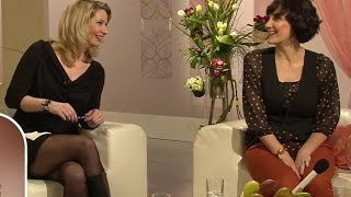 Download Alena Veliká Beautiful Czech Tv Presenter 11.03.2013 Video