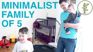 Download Minimalist Family of 5 Living in a 1 Bedroom Apartment to Save Money Video