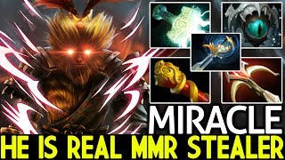 Download Miracle- [Monkey King] He is Real MMR Stealer Right Click Build 7.21 Dota 2 Video