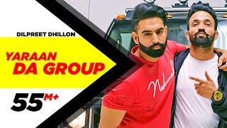Download Yaaran Da Group | Dilpreet Dhillon | Parmish Verma | Narinder Batth | Desi Crew | Speed Records Video