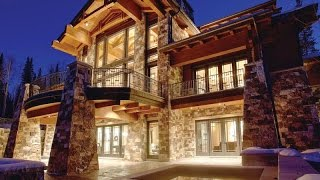 Download Serene and Sophisticated Residence in Park City, Utah Video