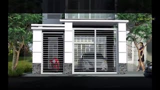 Download Cổng Rào Đẹp Cho Nhà Cấp 4 (SV) Video