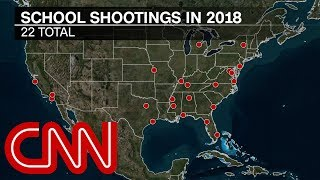 Download Report: More killed in school shootings than in military in 2018 Video