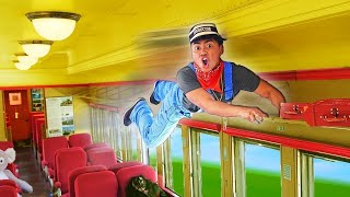 Download 10 Things Not To Do on a Train.. Video