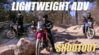 Download 2017 Lightweight ADV Shootout Video