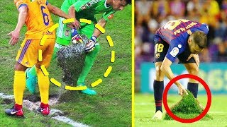 Download 25 BIGGEST Cheaters in Football - Unsportsmanlike & Disrespectful Moments Video