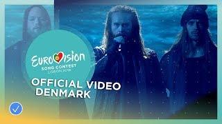 Download Rasmussen - Higher Ground - Denmark - Official Video - Eurovision 2018 Video
