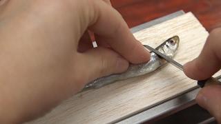 Download MiniFood Muniel 食べれるミニチュアムニエル Video