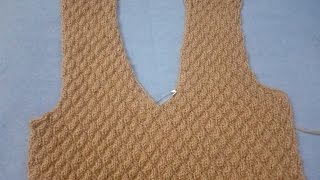 Download Gents Full Sweater Knitting Part - 1 Video