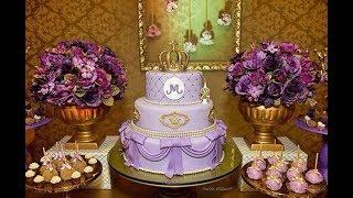Download 127 Ideias para Festa da Princesa Sofia Decoração Convite Bolo e Lembrancinhas Video