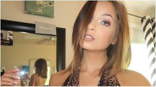 Download Light Summer GLAM Makeup Tutorial Video