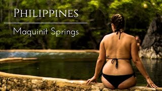 Download Maquinit Hot Spring & Climbing Mount Tapyas, Coron, Palawan | Vlog 34 Video