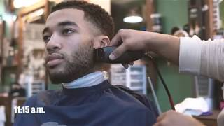 Download USD Men's Basketball: Day in the Life of Olin Carter III Video