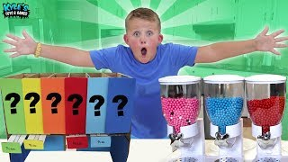 Download Giant Mystery Candy Dispenser Mix Up!! Video