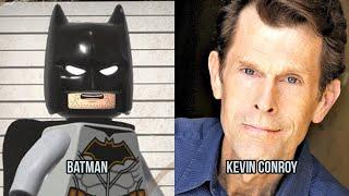 Download Characters and Voice Actors - Lego DC Super-Villains Video