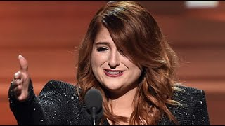 Download WTF! Meghan Trainor Called ″Fat C**t″ After Grammy Win!? | Hollywire Video