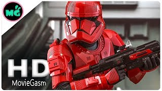 Download Star Wars: Episode IX New Sith Trooper First Look (2019) The Rise Of Skywalker, Star Wars 9 Movie Video