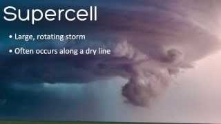 Download Types of Thunderstorms Video