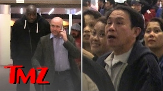 Download Shaq - Tallest Man At The International Airport Terminal | TMZ Video