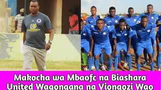 Download KIMENUKA:Mbaofc na Amri Said Hakisomeki,Biashara United Nako Balaa Video