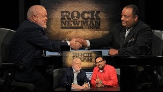 Download Roland Martin & Mike Epps on The Rock Newman Show Video