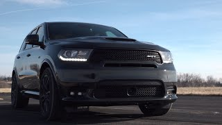 Download Dodge Durango SRT 2018 | Complete Review in 4K | with Steve Hammes Video