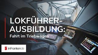 Download Ausbildung einer Lokführerin auf neuem Triebwagen ET442 Richtung Kronach Video