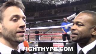 Download ROY JONES JR. AND MAX KELLERMAN DEBATE GOLOVKIN VS. CANELO AT A CATCHWEIGHT: ″WE HAVE DIFFERENCES″ Video