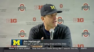 Download Ohio State Beats Michigan in 2OT, Harbaugh Mad Video