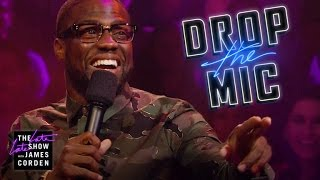 Download Drop the Mic w/ Kevin Hart Video
