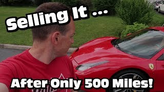 Download Why I Am Selling My 2017 Ferrari 488 Spider Already Video