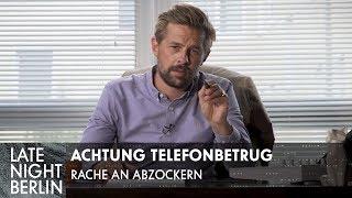 Download Achtung Telefonbetrüger! Klaas rächt sich an Abzockern | Late Night Berlin | ProSieben Video