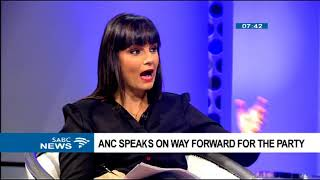 Download ANC speaks on way forward for the party Part 2 Video