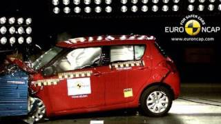 Download ► 2011 Suzuki Swift - CRASH TEST Video