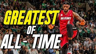 Download A Sound Argument as to Why LeBron James is the GOAT Video