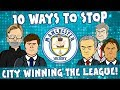 Download 👊🏻10 Ways To Stop MAN CITY👊🏻 ... winning the league Video