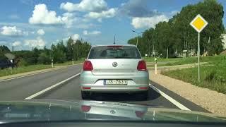 Download Latvian roads Video
