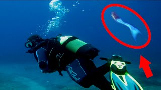 Download Mysterious Sea Creatures Caught on Tape (MERMAIDS!) Video