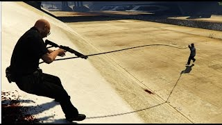Download GTA V PC - Just Cause 2 grappling hook mod by JulioNIB Video