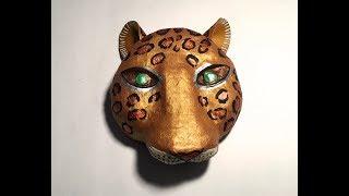 Download Leopard Mask Headpiece Video