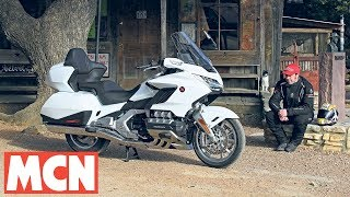 Download Honda Gold Wing | First Rides | Motorcyclenews Video