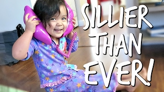Download BACK HOME & SILLIER THAN EVER!!! - February 01, 2017- ItsJudysLife Vlogs Video