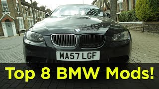 Download Top 8 cheap and easy first mods and customisations for any BMW! | Road & Race S03E12 Video